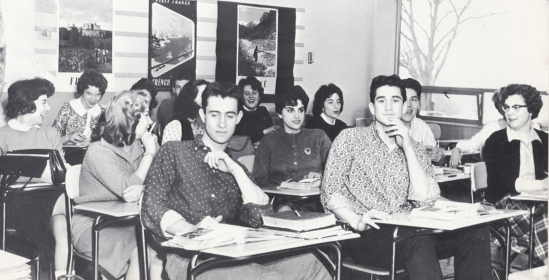 Classroom 1961